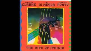 Song To John (Dedicated To John Coltrane) - Al Di Meola, Stanley Clarke, Jean-Luc Ponty