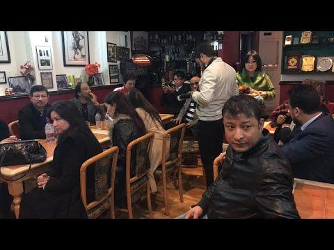 Pasa Puchha Guthi UK Samman to Milan Amatya