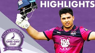 final-over-drama-in-close-game-northants-v-yorkshire-royal-london-one-day-cup-2019-highlights