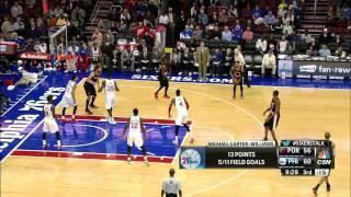 Portland Trail Blazers vs Philadelphia 76ers - Recap