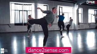 Acid Pauli - La Voz Tan Tierna - contemporary dance choreography by Galya Peha - Dance2sense
