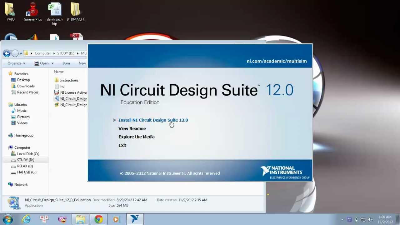 Download Ni Multisim 10 Nicircuitdesignsuite1001