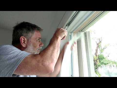 Removing Vertical Blinds I of II - Ray Hayden