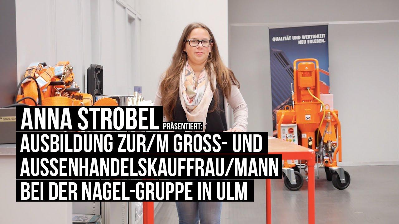 Ausbildung zur/m Groß- und Außenhandelskauffrau/mann bei Nagel in ...