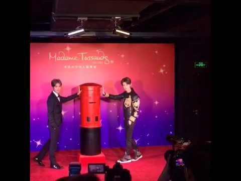 [160107] LUHAN @ Madame Tussauds Beijing