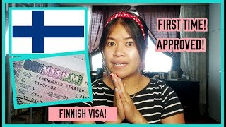 HOW I PROCESS MY FINNISH VISA| LIST OF REQUIREMENTS| TAG-LISH FINLAND VISA| SimpleLifeOfRuby