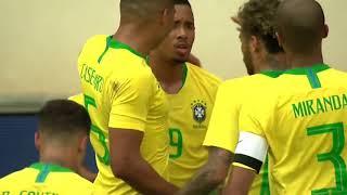 AUSTRIA vs Brazil 3-0 International Friendly Football Match Highlights | 10 June 2018