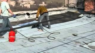 видео Денег на крышу не хватило