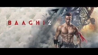 Baaghi 2 Official BGM Music | Tiger Shroff | Disha Patani