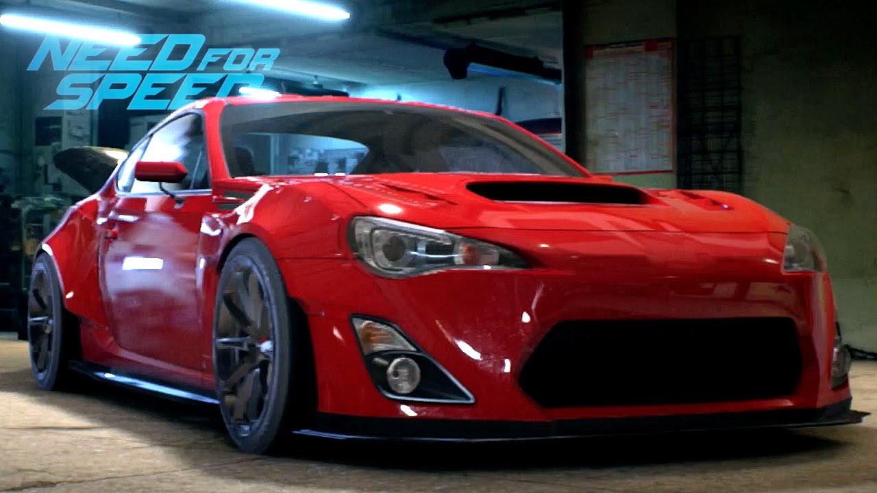 need for speed 2015 car build rocket bunny brz youtube. Black Bedroom Furniture Sets. Home Design Ideas