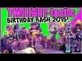 Twilight-tastic Birthday Bash 2015! Six TWILIGHT SPARKLE My Little Pony Reviews! by Bin's Toy Bin
