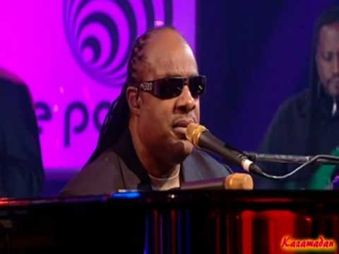 Stevie Wonder - From the bottom of my heart (live)