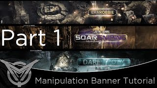 Tutorial: Manipulation YouTube Banners Part 1 by Qehzy