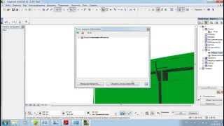 ScetchUp import/export ArchiCad 16 как экспортировать из скетчап и импортировать в архикад