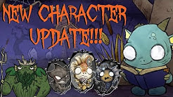 Don't Starve Together Character Guide: Wurt - The Impressionable