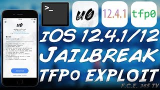 NEW tfp0 iOS Kernel A12 JAILBREAK Exploit RELEASED! We Can Update Unc0ver For 12.4.1 / 12.4.2