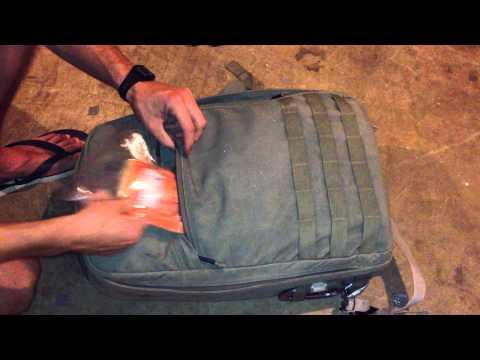 GORUCK GR1 Packing Loadout AAR