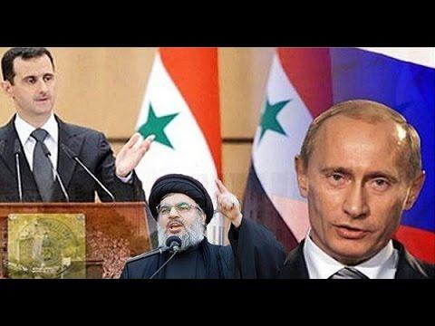 هل ستغادر إيران سوريا؟! وما هي ملامح السياسة الامريكية الجديدة تجاهها بالتنسيق مع روسيا- في المحور  - 12:20-2017 / 5 / 18