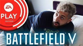 Video de ? JUAN ME ROBA EL CANAL ? | Battlefield V | EA Play 2018