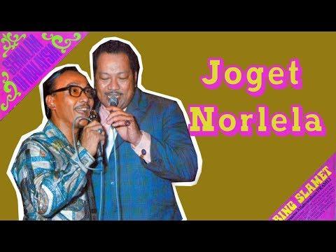 Bing Slamet & P Ramlee - Joget Norlela (HQ Audio With Lyrics)