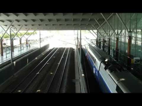 Gare TGV Aix en Provence