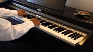 Dheere Dheere Machal on Piano by Nitin Urdhwareshe
