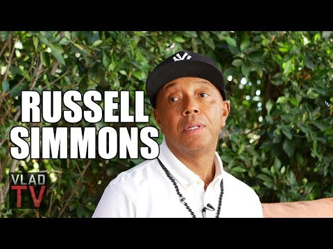 Russell Simmons: I Was There For Donald Trump's 1st Date With Melania (Part 4)