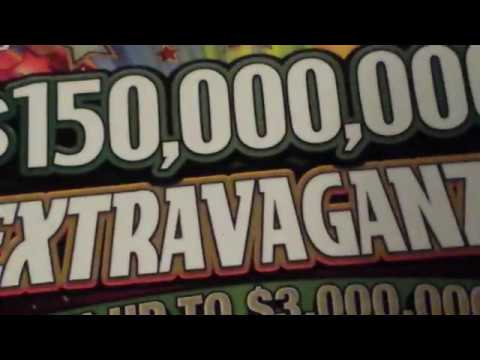 $150M EXTRAVAGANZA *WINNER* FROM THE HOOSIER LOTTERY!!!