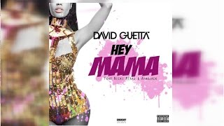 David Guetta ft Nicki Minaj & Afrojack -Hey mama (Reggae version)