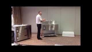 Ian Wood Adande MD presents his innovation