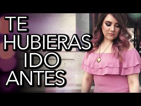 Te hubieras ido antes / Julión Álvarez / Marián Oviedo (cover)