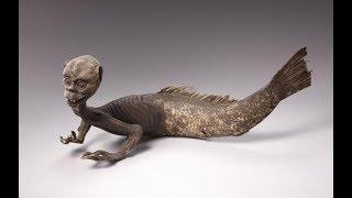 Самые необычные создания которых видели но не знают кто это.   Бакстанская русалка. Док. фильм.