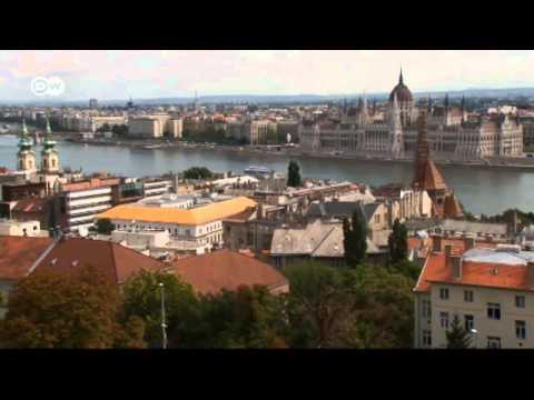 In the cab through Budapest | Euromaxx - Taxi