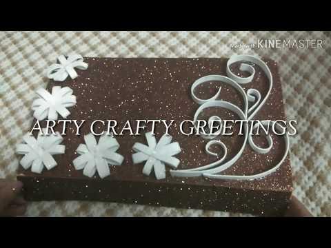 New year gift box / ARTY CRAFTY GREETING
