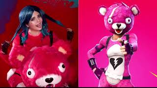 top 20 insane Fortnite skins in real life!