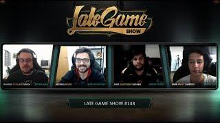 Late Game Show #148 com DudsTheBoy e Anyyy