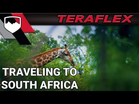 TeraFlex: South Africa Adventure