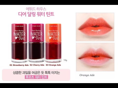 Image result for etude house water tint