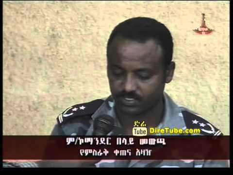Police News - The Role Played by the Federal Police in East Ethiopian Region
