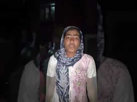 Braid Chopping incident in Khushaal Matoo Sopore