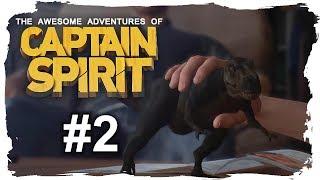 THE AWESOME ADVENTURES OF CAPTAIN SPIRIT [Folge 2] - Ich möchte über Jesus reden
