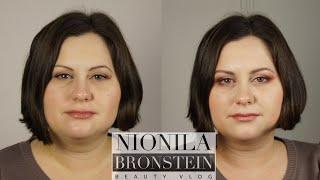 Как замаскировать покраснения кожи + макияж в карандашной технике