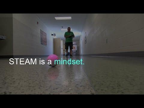 STEAM is a mindset