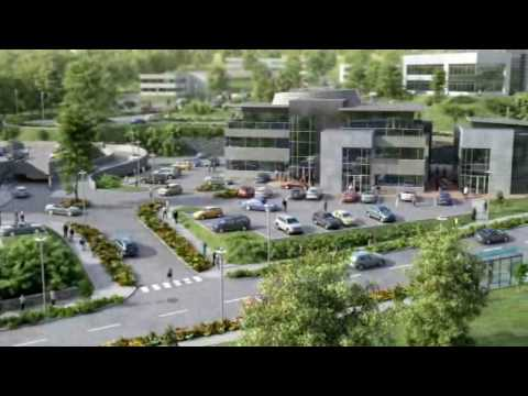 3D Animation of Mallow Business Park