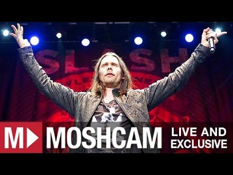 Slash ft.Myles Kennedy & The Conspirators - You're A Lie   Live in Sydney   Moshcam
