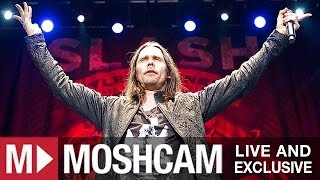 Slash Ft Myles Kennedy The Conspirators You Re A Lie Live In Sydney Moshcam