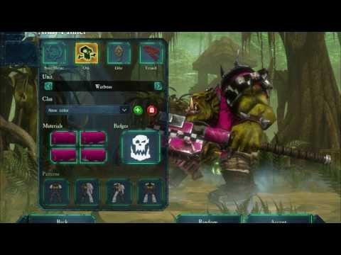 Dawn of War 2 Customization [HD] |