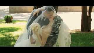 Свадебный клип + выездная регистрация.