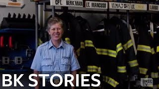 Meet Captain Berkman, One of NYC's First Women Firefighters