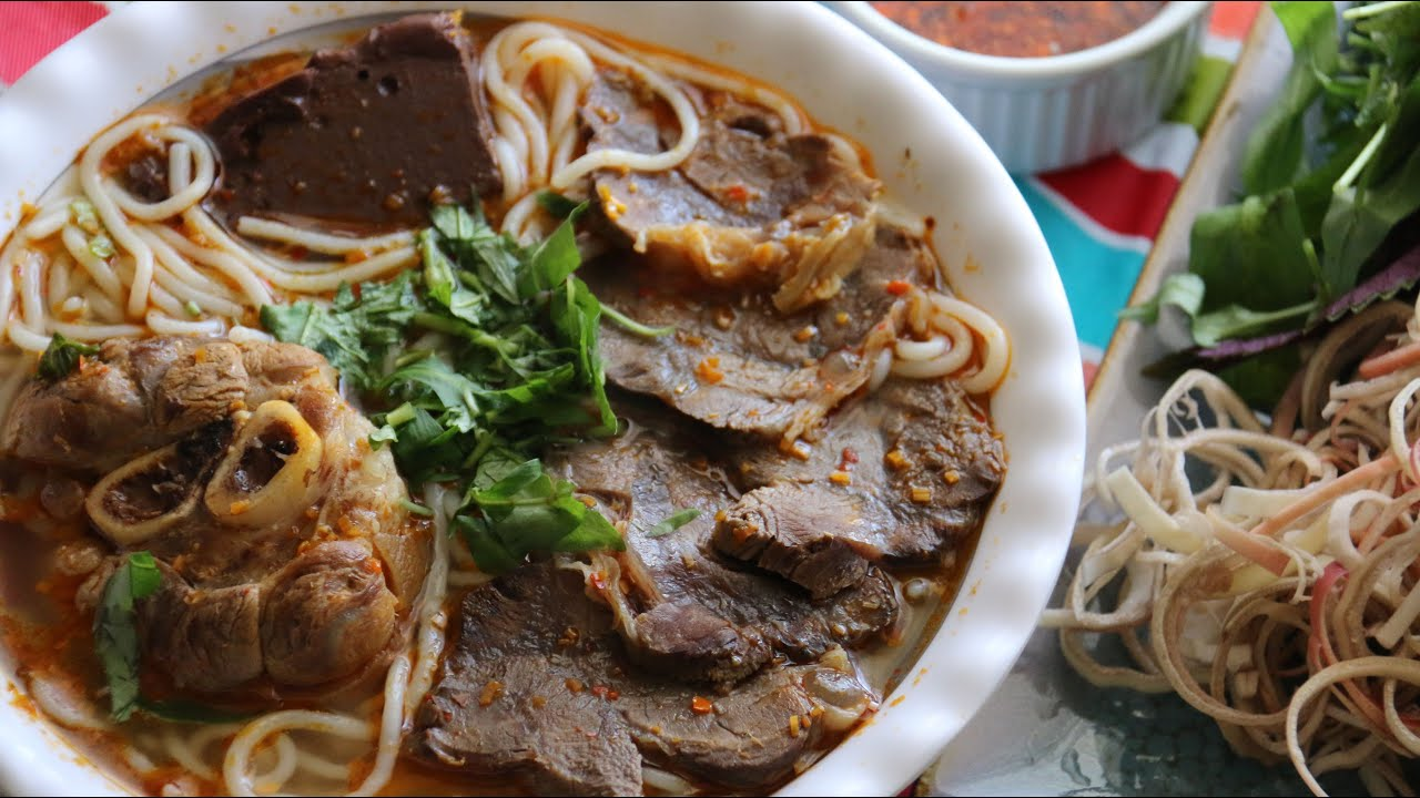 how to make vietnamese vermicelli